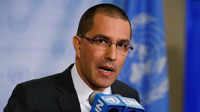 """Venezuela responde a Trump: """"Usted no es el presidente del mundo"""""""