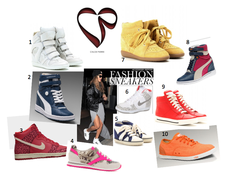 Sneaker Hits – PUMA, NIKE, ISABEL MARANT, MICHAEL KORS & MARC BY MARC JACOBS