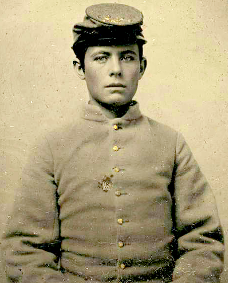 Saberpoint: Confederate Soldier Pic of the Day