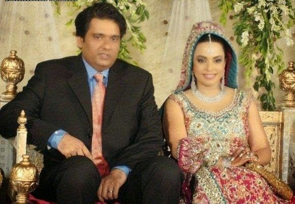 Actress Aliya Imam Exclusive Wedding Pictures