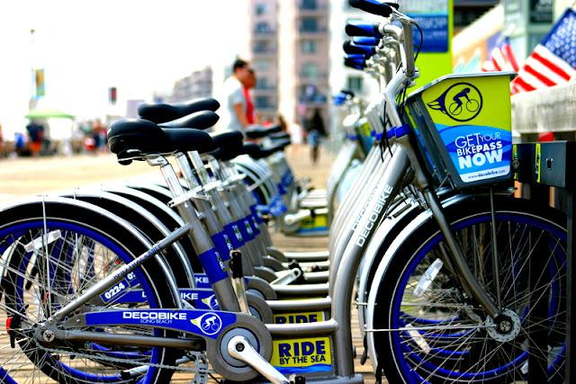 Passo a Passo para alugar sua bike em Miami