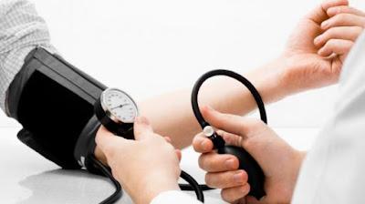 Cek Tekanan Darah atau Tensi