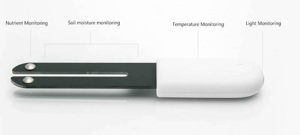 Come monitorare il sensore delle piante di Xiaomi con Domoticz