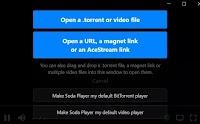 Soda Player per vedere video Acestream e Torrent (anche su Chromecast)