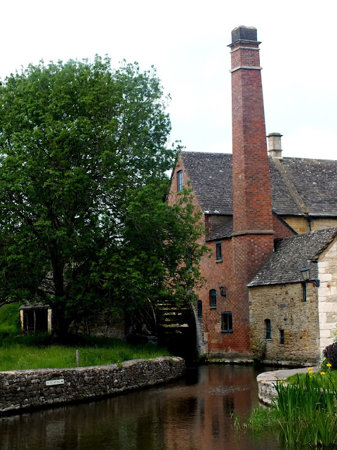 El molino de Lower Slaughter The Cotswolds