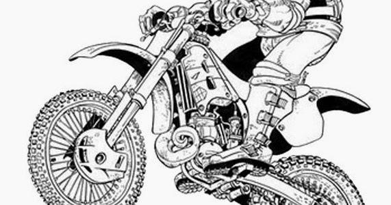 Coloriage Spiderman Avec Moto | Coloriage en Ligne