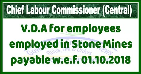 vda minimum wage stone mines employees