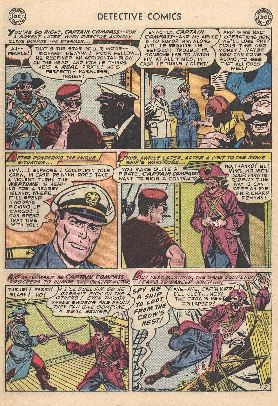 Read online Detective Comics (1937) comic -  Issue #210 - 26