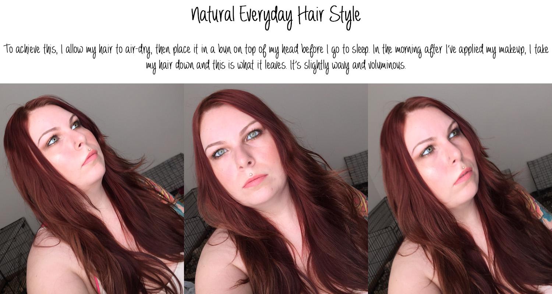Heat less hair styles