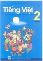 Sách Giáo Khoa Tiếng Việt 2 Tập 2 - Nguyễn Minh Thuyết