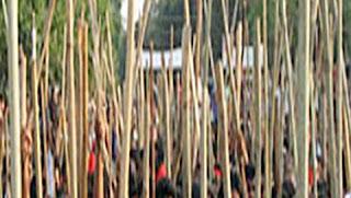 কানাইঘাটে লাঠি মিছিলকে কেন্দ্র করে দুই পরগনার বৈঠক ! জনমনে উত্তেজনা