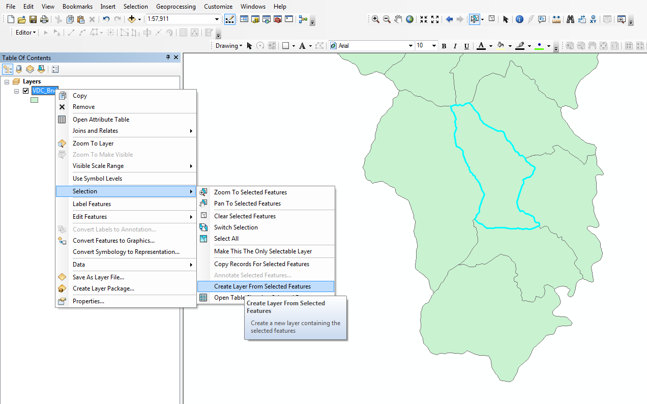 Digitizing VDC level Resource Map: Part 1 • ICT for Local Governance
