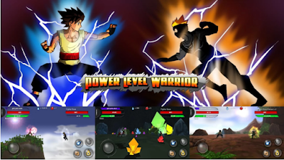 Power Level Warrior Mod Money Apk v1.1.3 Terbaru