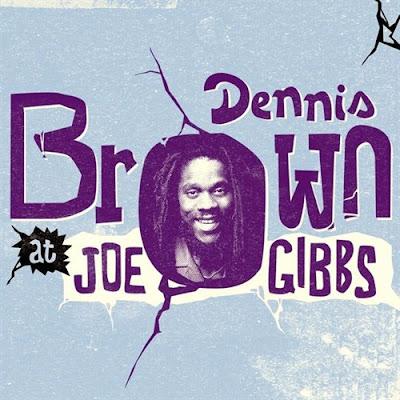 DENNIS BROWN AT JOE GIBBS (2011)