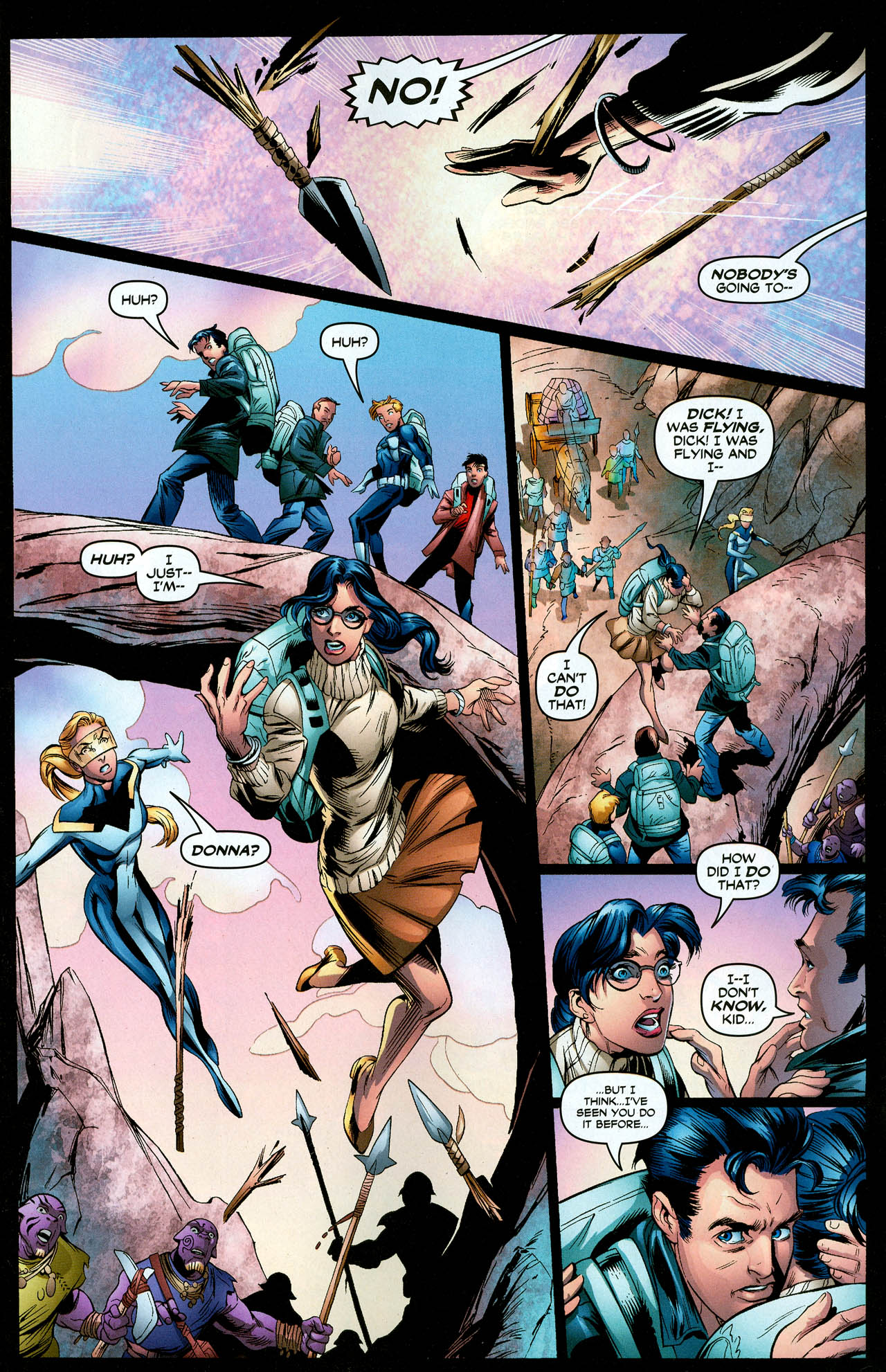 Read online Trinity (2008) comic -  Issue #29 - 5