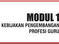 Download Modul PLPG Guru Kelas Madrasah