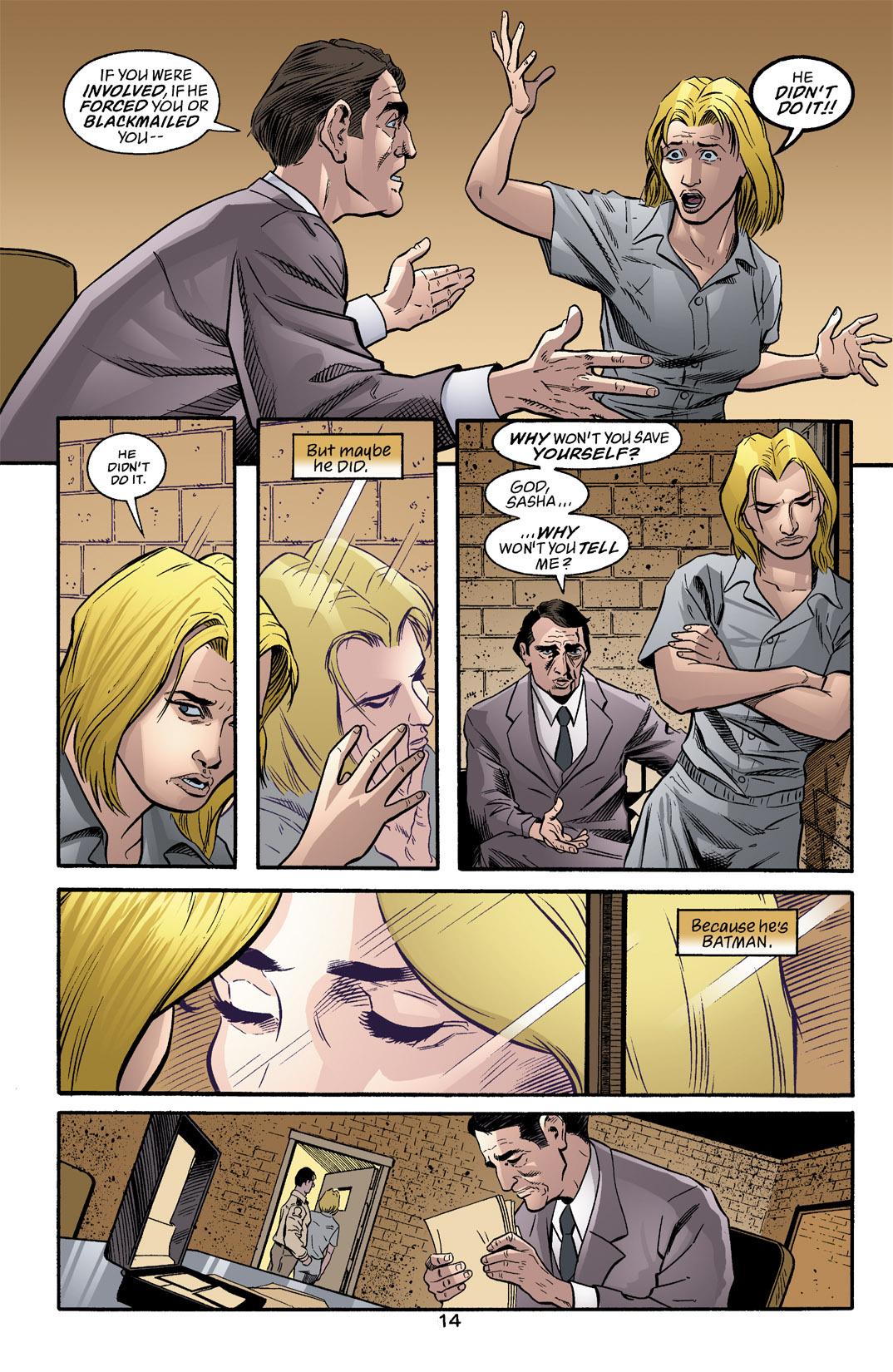 Detective Comics (1937) 767 Page 13