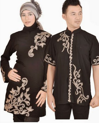 Model Baju Muslim Couple Rabbani Modern Terbaru