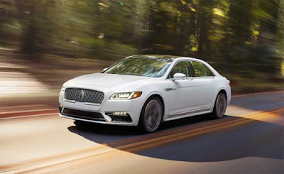 2017 Lincoln Continental Release Date