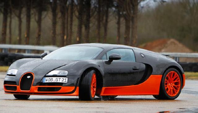 10 Mobil Termahal Di Dunia Tahun 2017 Bugatti Veyron Super Sports