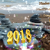 Happy New Year Card 2018 With Your Lover's Name