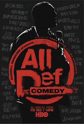 Watch All Def Comedy Season 1  Online For Free