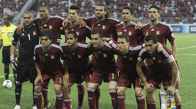 Venezuela Copa America 2016 Squad, Schedule, Kit, Live Stream