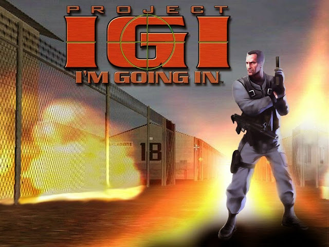 Project IGI 1 Game Free Download Full Ve