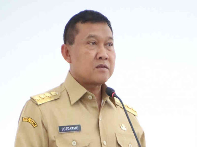 Kepala Kampung Diminta Awasi Daerah Perbatasan Dari Wabah Polio