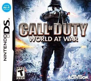 Call of Duty: World at War, NDS, Mega, Mediafire