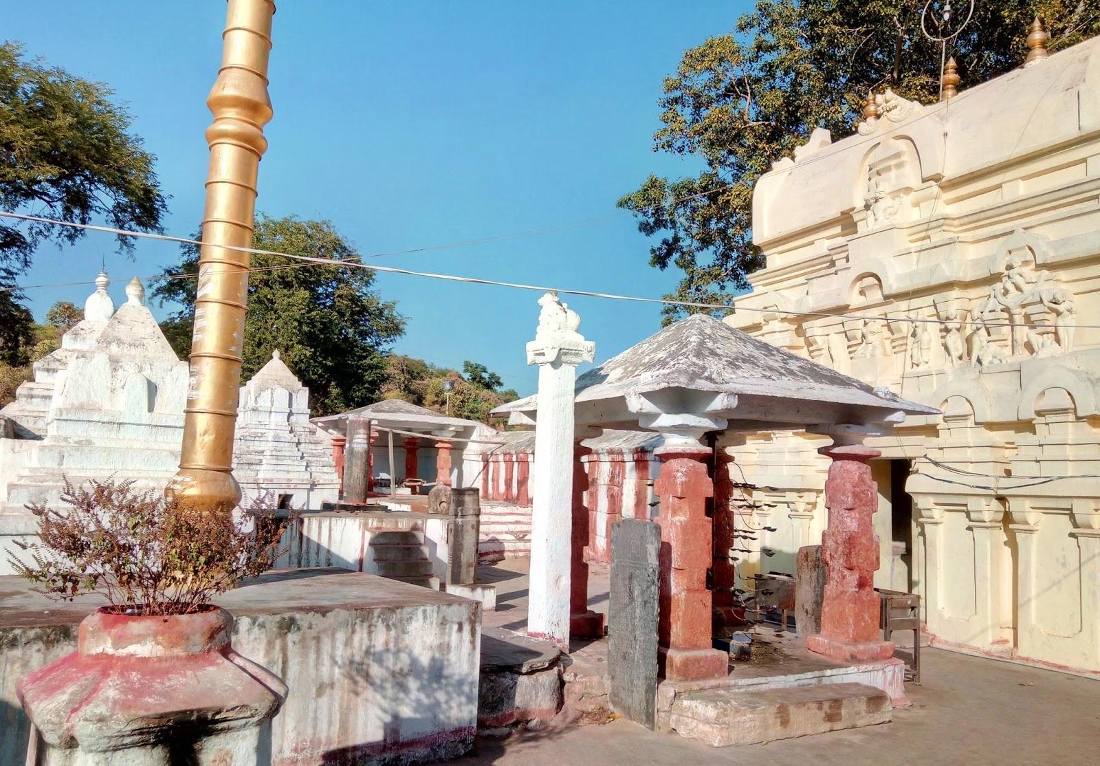 చేజెర్ల - కపోతేశ్వరాలయం - Chejarla Kapoteswaralayam