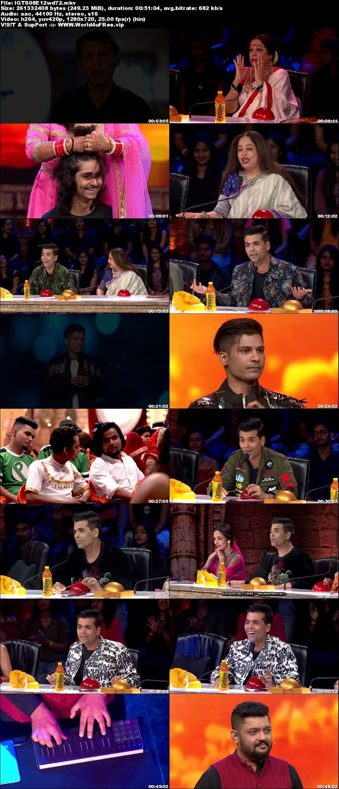India's Got Talent S08 Episode 12 720p WEBRip 250mb x264 world4ufree.viptv show India's Got Talent Season 8 Star Plus tv show HD 720p free download or watch online at world4ufree.vip