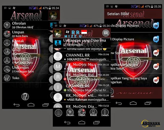 Kumpulan BBM Football Series Supermini v2.8.0.21