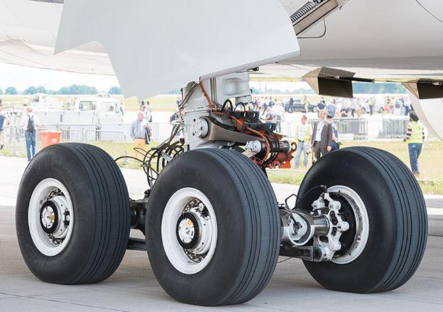 Airbus A350-1000 XWB specs