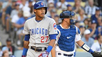 MLB coloca a Addison Russell en licencia administrativa