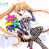 Tags: Render, Bare shoulders, Cleavage, Dress, Erect nipples, Gloves, High heels, High School DxD, Large Breasts, Orange hair, Shidou Irina, Stockings, Thigh Highs, Twintails