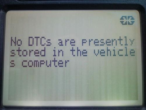VW POLO: error codes