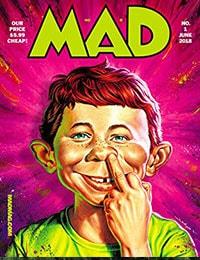 Read MAD Magazine online