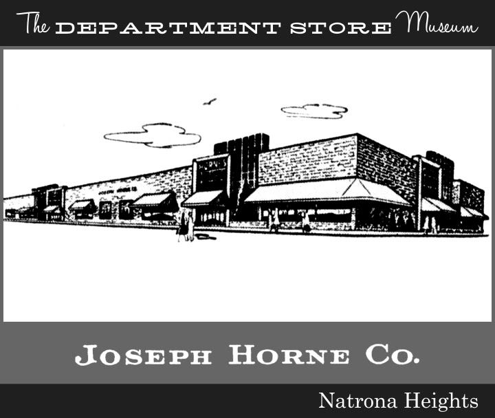 The Department Store Museum Joseph Horne Co Pittsburgh