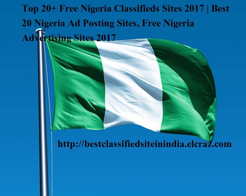 Top 55+ Free Nigeria Classifieds Sites List 2019   Post Free Online