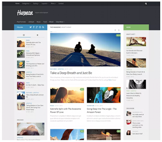 Hueman Wordpress Theme free download