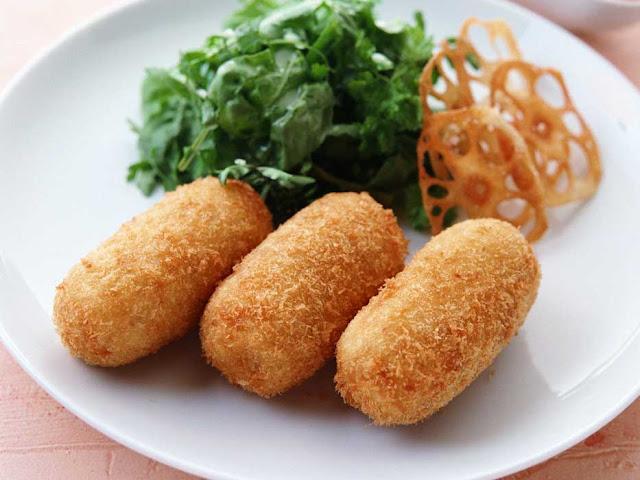 зразы картофельные с мясом пошаговый