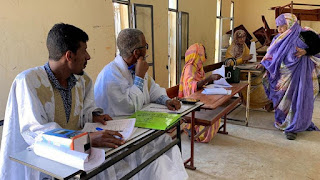 Elections held in Mauritania for the First Time