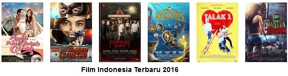 Film Indonesia Terbaru 2016