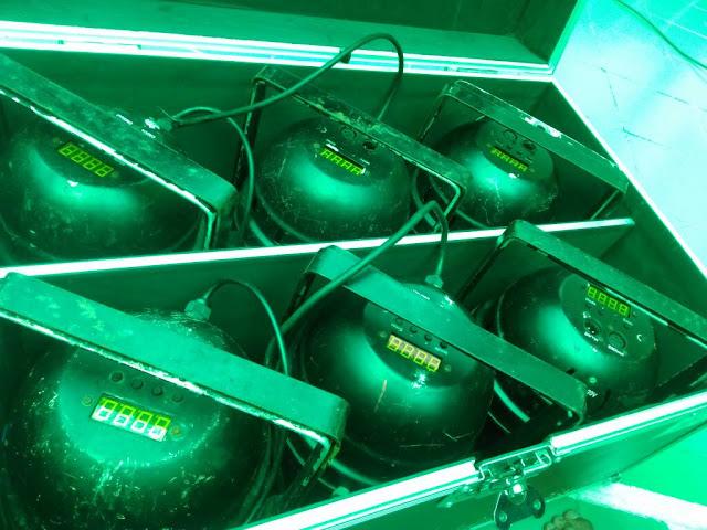HP. 0856-4020-3369 / Lighting dan Mic untuk Event Inagurasi AKPELNI