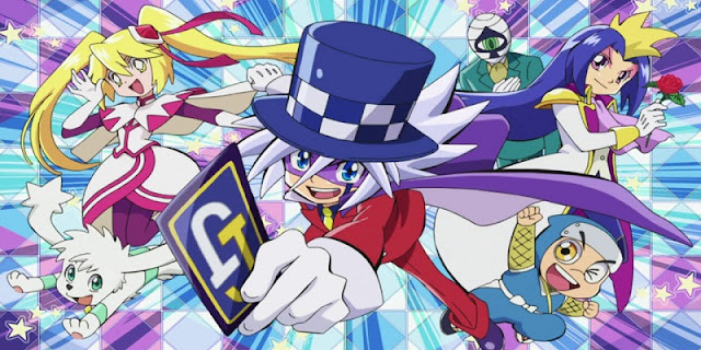 sinopsis Kaitou Joker 4th Season (2016)