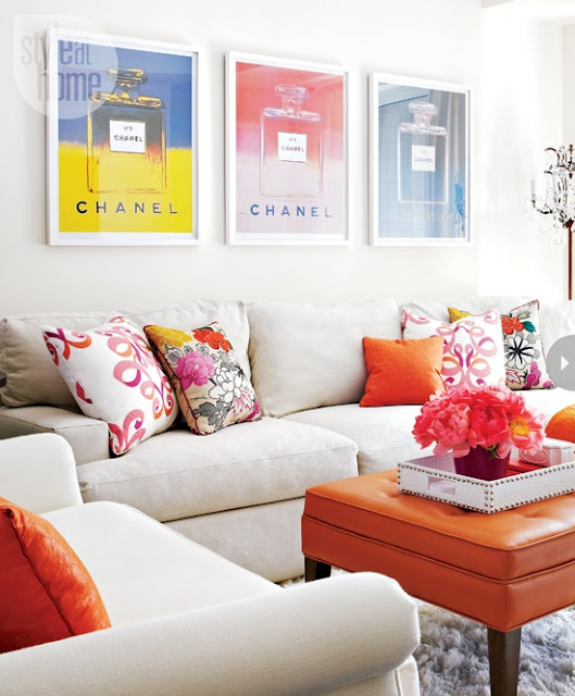 Feminine Living Room Ideas: 2013 Stylish And Feminine Living Rooms Decorating Ideas