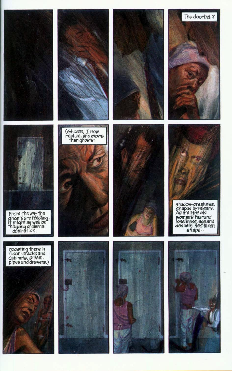 Read online Mercy comic -  Issue # Full - 28
