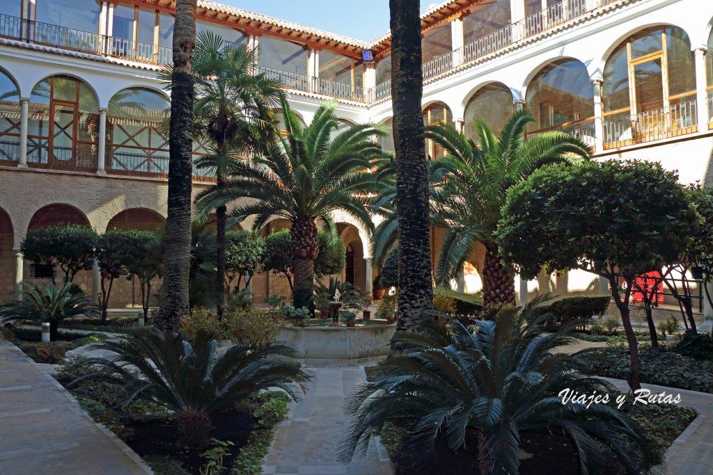 Hospital de san Juan de Dios, Jaen