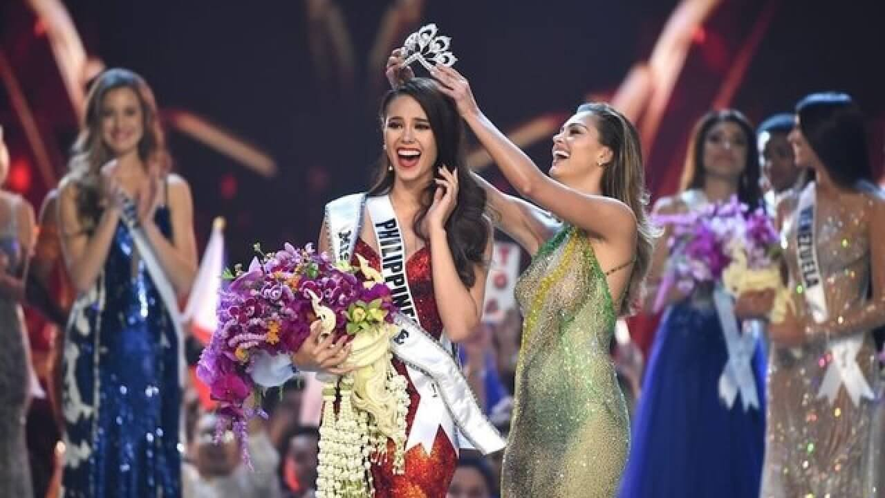 Miss Universe 2018: Catriona Gray, from the Philippines, claims the crown